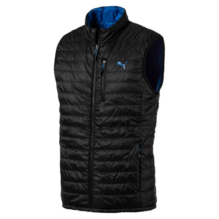 平價款: Puma PWRWARM reversible golf vest