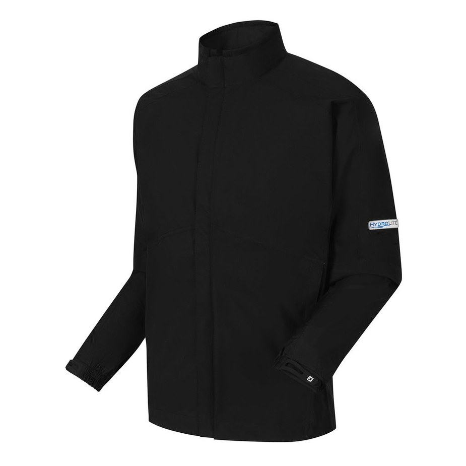 平價款: FootJoy HydroLite Rain Jacket Zip-Off Sleeves