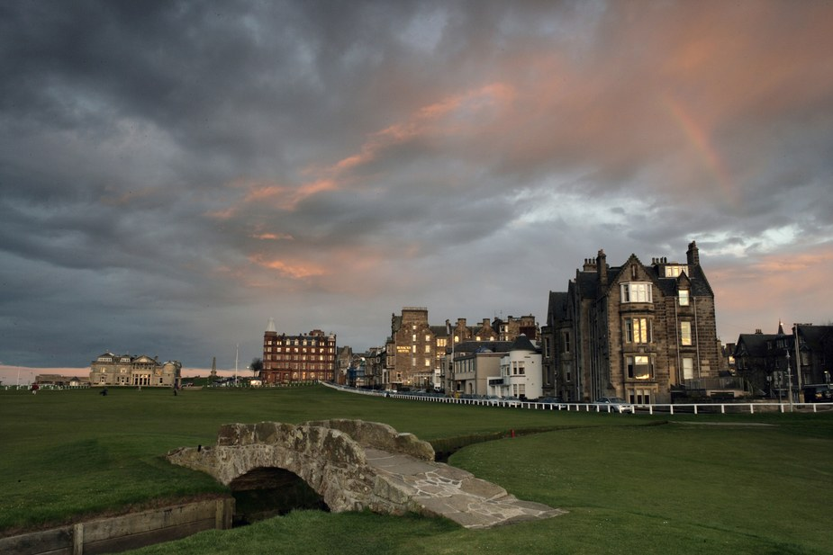 Old Course,St-Andrews