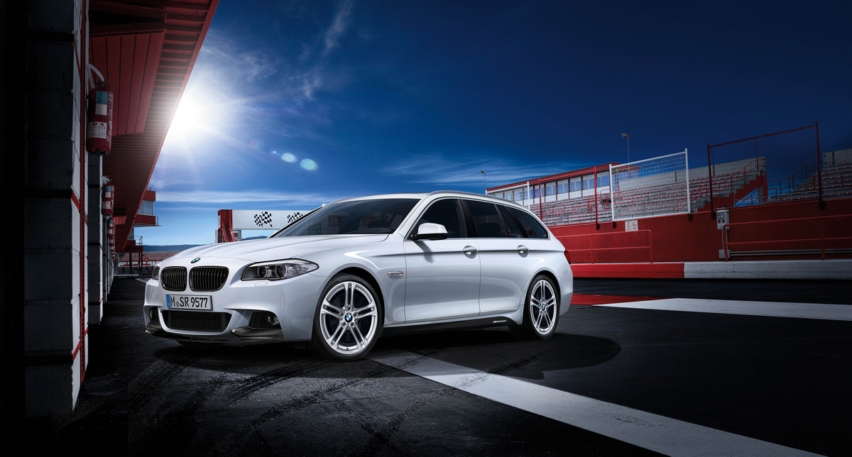 BMW 520i M Performance Edition限量上市