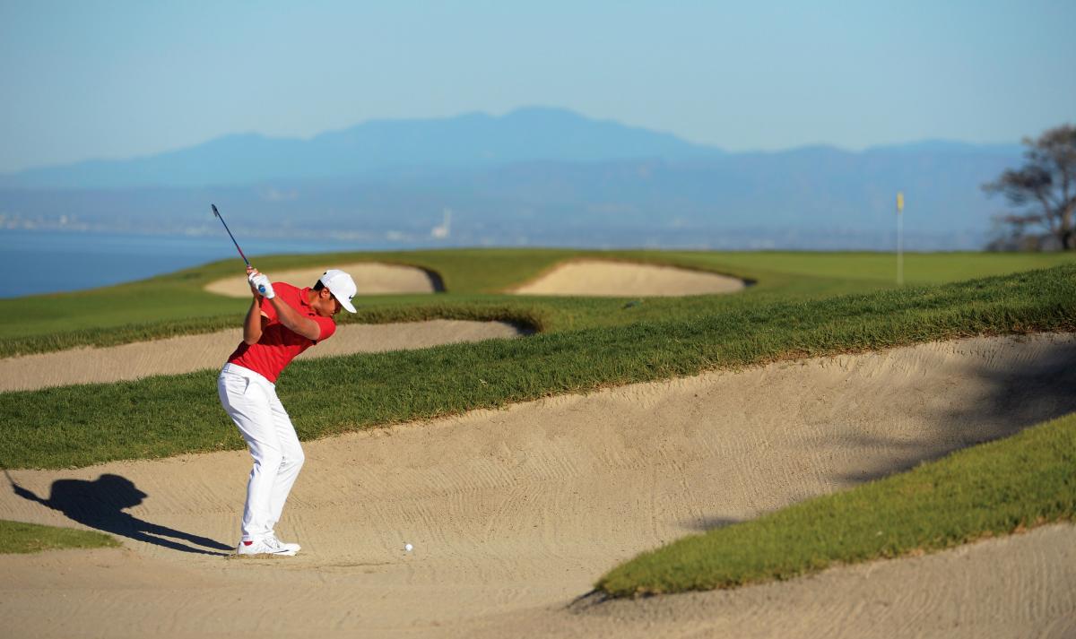 搞定球道沙坑 - 秘訣 - GolfDigest高爾夫文摘