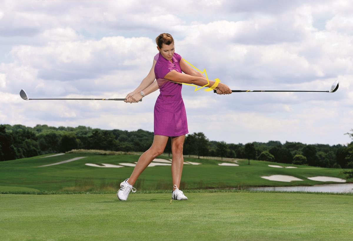 矯正右曲球的二大秘訣 - 開球 - GolfDigest高爾夫文摘