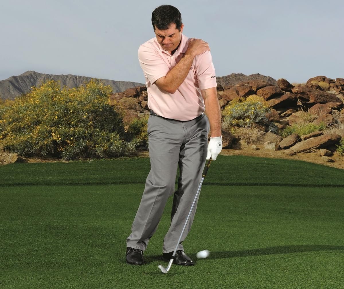 Golf Driving Skills - Magazine cover
