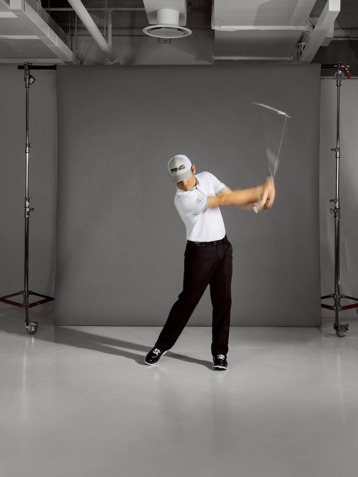 路易.歐修森的開球基本功 - 開球 - GolfDigest高爾夫文摘