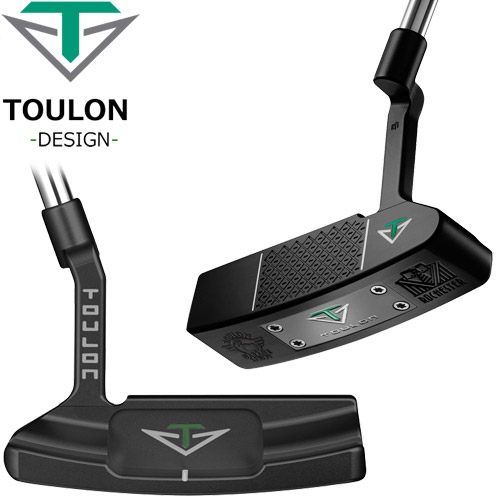 Toulon Design Putter 極黑特製版